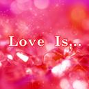 Love Is... (feat. geet)/DJ-g3
