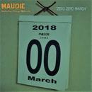 Zero Zero March (feat. Shingo Matsuda)/MAUDIE