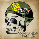COMMANDO FAMILIA (TxC tracks only)/TEXAS COMMANDO