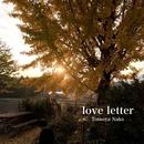 love letter/Tomoya Naka