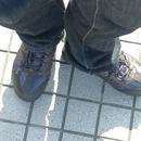 靴に穴が開いていた/レムリンク