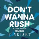Don't Wanna Rush (Remixes) feat.Rachel K Collier/FineArt