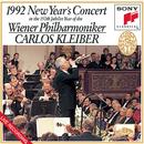 New Year's Concert 1992  (In the 150th Jubilee Year of the Wiener Philharmoniker)/Carlos Kleiber & Wiener Philharmoniker