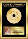 Gold Award: Christina Aguilera/Christina Aguilera
