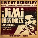 Live At Berkeley/Jimi Hendrix