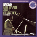 Big Band And Quartet In Concert/Thelonious Monk