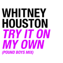 Try It On My Own (Pound Boys Mix)/Whitney Houston