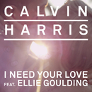 I Need Your Love feat.Ellie Goulding/Calvin Harris