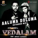 "Aaluma Doluma (Extended Mix) [From ""Vedalam""]/Anirudh Ravichander & Badshah"