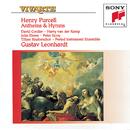 Purcell: Anthems, Hymns; Locke: 3 Voluntaries/Gustav Leonhardt
