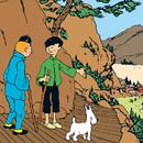 Blå Lotus/Tintin