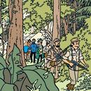 Tintin hos gerillan/Tintin