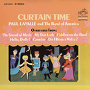 Curtain Time/Paul Lavalle and the Band Of America