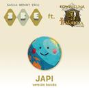 Japi (Versión Banda) feat.Edwin Luna y la Trakalosa/Sasha, Benny y Erik