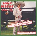 SONY-PISTAS VOL.5/Vicente Fernández