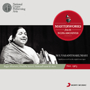 From the NCPA Archives/M.L. Vasanthakumari