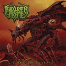 Omen Of Disease/Broken Hope