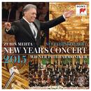 Neujahrskonzert / New Year's Concert 2015/Zubin Mehta & Wiener Philharmoniker