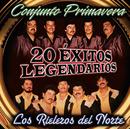 20 Exitos Legendarios/Conjunto Primavera Y Los Rieleros Del Norte