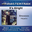 It's Alright [Performance Tracks]/Brandon Heath