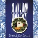 Friendly Dog Salad/Black Happy