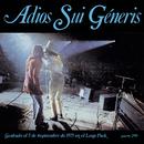 Adios Sui Generis Vol. II/Sui Generis