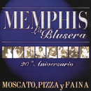 Moscato Pizza y Fainá/Memphis La Blusera