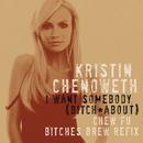 I Want Somebody (Bitch About) [Chew Fu Bitches Brew Refix]/Kristin Chenoweth