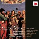 Italian Sacred Music/René Jacobs