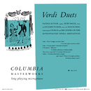 Verdi Duets/Richard Tucker