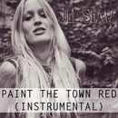 Paint The Town Red (Instrumental)/Jill Shaw