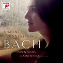 Bach: Inventions & Sinfonias BWV 772-801/Simone Dinnerstein
