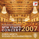 Neujahrskonzert / New Year's Concert 2007/Zubin Mehta & Wiener Philharmoniker