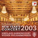 Neujahrskonzert / New Year's Concert 2003/Nikolaus Harnoncourt