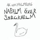 Napalm över Stockholm/AK von Malmborg
