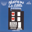 Marry Me a Little (Original Off-Broadway Cast Recording)/Original Off-Broadway Cast of Marry Me a Little
