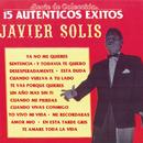 15 Aut. Ext. Sus Manticas Javier Solis/Javier Solís
