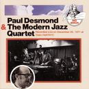 Paul Desmond & The Modern Jazz Quartet/Paul Desmond & The Modern Jazz Quartet