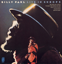 Live In Europe/Billy Paul