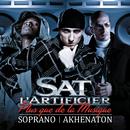 Plus que de la Musique feat.Akhenaton,Soprano/Sat L'Artificier