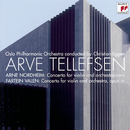 Violin Conserts by Arene Nordheim and Fartein Valen/Arve Tellefsen