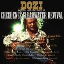 Explodes with the sound of Creedence Clearwater Revival/Dozi