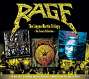 The Lingua Mortis Trilogy (The Classic Collection)/Rage