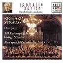 Richard Strauss: Don Juan; Till Eulenspiegel; Also sprach Zarathustra/David Zinman