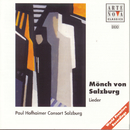 Mönch von Salzburg: 14th Century Lieder/Michael Seywald