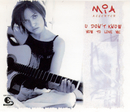 U Don't Know How To Love Me/Mia Aegerter