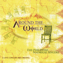 The Philippine Madrigal Singers: Around The World - A Live Concert Recording/Philippine Madrigal Singers