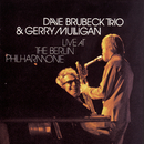 Live At The Berlin Philharmonie/Dave Brubeck Trio & Gerry Mulligan