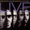 Stanley Clarke, Larry Carlton, Billy Cobham, Deron Johnson & Najee Live At The Greek/Stanley Clarke