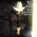 Don'T Overlook Salvation/Ricky Van Shelton